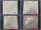 CHOIS Decor Mother of Pearl Shell Backsplash Tile Mosaic Bathroom Wholesales Art