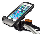 "Motorcycle M10 to 1"" Ball Stud Mount + Tough Case for Apple iPhone 6 6s 5.5 Plus"