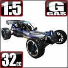 RedCat Racing 1 5 Rampage Dunerunner RTR 4WD 32cc Gas Buggy