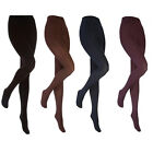 Heat Holders - Womens Thick Winter Warm Opaque Footed Thermal Tights 4 Colors