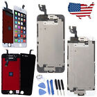 LCD Touch Display Screen Replacement Digitizer for iPhone 6 47 Black