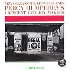 New Orleans: The Living Legends Percy Humphrey (CD 1994, Original Jazz Classics)