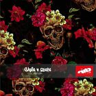 Skulls n Roses Bomb Hydrographics Film - Check Shipping Details
