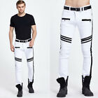 New Mens Casual Harem Pants Boy Slim Fit Fashion Sports Training Skinny Trousers