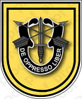 Home Decoration Painting STICKER U S ARMY FLASH 1ST SPECIAL FORCES GROUP NEW Used Home Decor For Sale Online