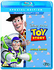 DISNEY PIXAR TOY STORY SPECIAL EDITION BLU RAY / DVD COMBI SEALED BLURAY