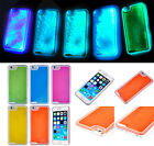 Glow In The Dark Dynamic Quicksand Hard Case Cover for Apple iPhone 6/6s/6 Plus