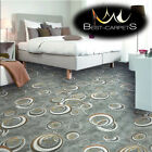 CHEAP & QUALITY CARPETS Feltback DROPS Bedroom width 3m 4m 5m Large RUG ANY SIZE