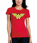 Wonder Woman Logo Junior T-Shirt