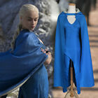 Game of Thrones Daenerys Targaryen Stormborn Unburnt Mother of Dragons Costumes