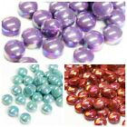 12mm Round Drops of Mosaic Tiles - 50g