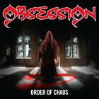 Order of Chaos Obsession Audio CD