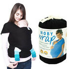 Baby Infant Toddler Cotton Sling Stretchy Wrap Carrier Backpack Suspenders