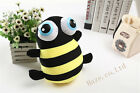 Cute Big-eye Honey Bee Plush Soft Toy Insect Doll Kids Gift