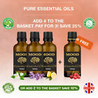 Essential Pure Natural Oil 50ml Aromatherapy Oils Organic Fragrances Diffuser