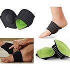 FOOT ARCH SUPPORT Plantar Cushion Fasciitis Fallen Arches Heel Pain Relief UK-B2