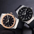 VEADONS Mens Automatic Mechanical Watch Luxury Wristwatch Waterproof Leather New