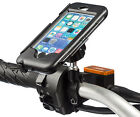 """Motorcycle M10 to 1"""" Ball Stud Mount + Tough Case for Apple iPhone 5 5c 5s SE"""
