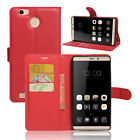 Flip Magnetic Card Wallet PU Leather Phone Case Stand Cover For LEAGOO Shark 1