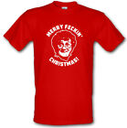 MERRY FECKIN' CHRISTMAS MRS BROWNS BOYS XMAS Rude TV t shirt Sizes Small to XXL