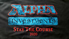 YouTube - Alpha Investments Branded T-Shirts Logo - Rudy The Magic Guy YouTube