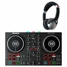 Numark Party Mix Partymix Serato LE DJ Controller w Built In Lightshow+Headphone