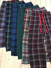 BODEN Men's Cosy Brushed Cotton Pull Ons Pyjama Bottoms M L XL XXL Tartan NEW