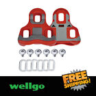 Wellgo Cleat set RC-7B 6 Degree Compatible with Look Keo