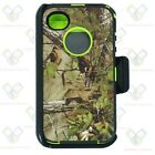Wholesale lot IPhone 4/4S New Defender Rugged Case w/Belt Clip&Screen Protector