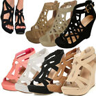 Kyпить NEW Woman Gladiator Wedge Sandal~Open Toe High Heel Women Platform Strappy Shoe на еВаy.соm