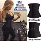 US Slimming Body Waist Cincher Shaper Body Control Tight Trainer Belly Underbust