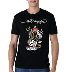 Ed Hardy New York Men Black T-shirt