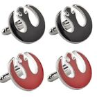 Rebel Alliance Star Wars Cufflinks £3.94 GBP on eBay