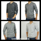 New Hollister by Abercrombie A&F Men knit sweater Muscle Fit All Size V Neck
