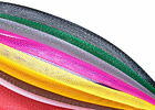 """1 Yard x 6"""" Millinery Crinonline Horsehair Crin - 10 Colors Available"""
