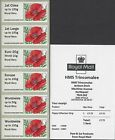 GB 2016 POST & GO MINT POPPY STAMP HMS TRINCOMALEE & EXPLOSION MUSEUM NEW ISSUE