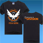 Men's T-Shirt Tom Clancy's the Division Game Sweatshirt Unisex Casual Cotton New