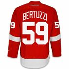 Todd Bertuzzi Detroit Red Wings Home Jersey by Reebok