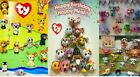 McDonald's 2017 & 2014 TY TEENIE BEANIE BOOS - Pick your toy - FREE SHIPPING