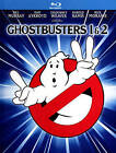 GHOSTBUSTERS 1 and 2 (Blu-Ray Discs-4K Mastrd), w/ HD Dig. NEW! (FREE SHIPPING!)