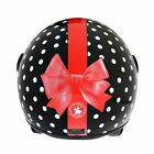 CASCO DEMI JET RODEO DRIVE RD105N FIOC FIOCCO DONNA WOMAN FASHION SCOOTER HELMET