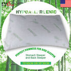Bamboo Pillow with Shredded Memory Foam Hotel Comfort with Stay Cool Technology