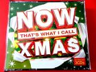 NOW THAT'S WHAT I CALL XMAS  2006  3 x CD  VG/EX THE WAITRESSES, ABBA, GREG LAKE