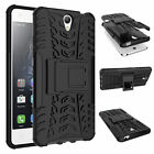 Heavy Duty Armor Hybrid ShockProof Silicon Hard Phone Case Cover For Lenovo S1
