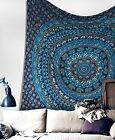 Twin Indian Mandala Tapestry Wall Hanging Hippie Throw Decor Bohemian-Bedspread*