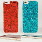 Luxury Bling Shockproof Glitter Soft TPU Back Case Cover For iPhone 7 6S 6 Plus