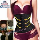 Slimming Bodysuit Waist Cincher Shaper Belly Corset Tummy Girdle Gym Underbust