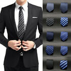 New Wedding Classic Fashion Men's Tie Jacquard Woven Silk Party Necktie