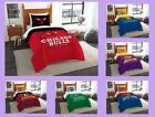 NBA Licensed 2 Piece Twin Comforter & Sham Bed Set In A Bag - Choose Your Team