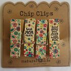 Natural Life Chip Clip Set of 4